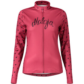 Maloja TrudiM. 1/1 Multisport Jacket Women alprose alpine leaves